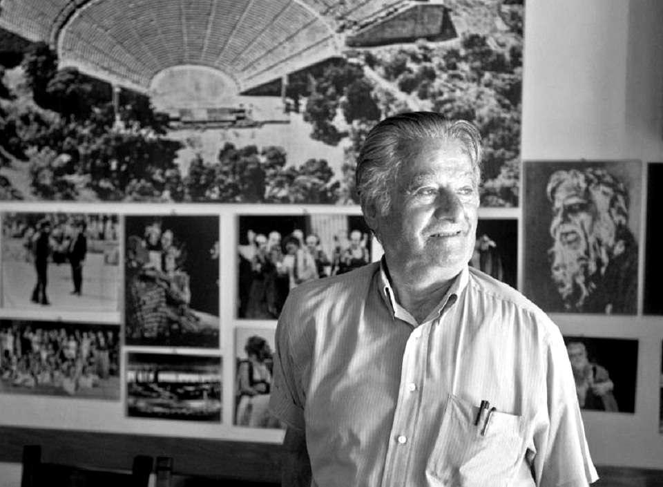 Συλλυπητήρια ανακοίνωση για τον θάνατο του Λεωνίδα Λιακόπουλου από το Φεστιβάλ Αθηνών και Επιδαύρου