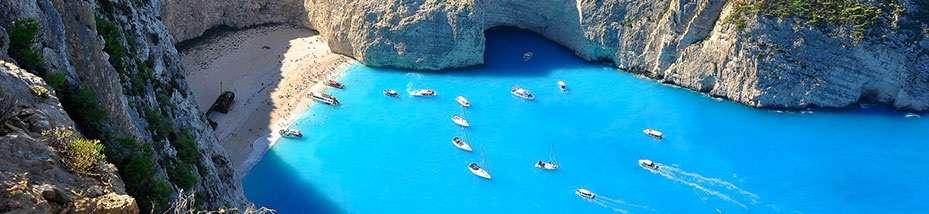 Το Ναυάγιο ανάμεσα στις μαγευτικότερες παραλίες του κόσμου