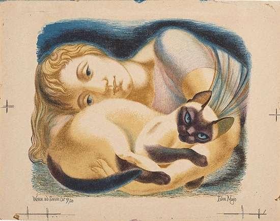 Μια γάτα για τον Λέλο Λίβα. Διήγημα του Ανδρέα Αποστολίδη