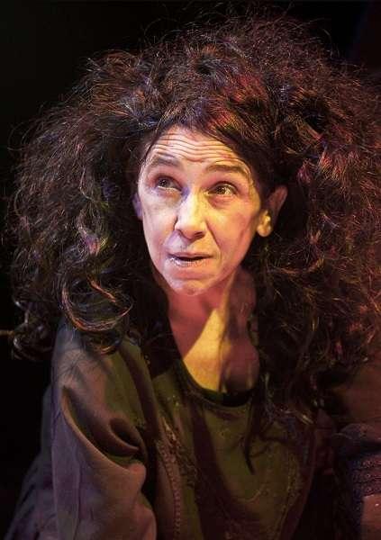 Την Οινουσιώτισσα Kathryn Hunter βραβεύει το Theater for a New Audience της Νέας Υόρκης