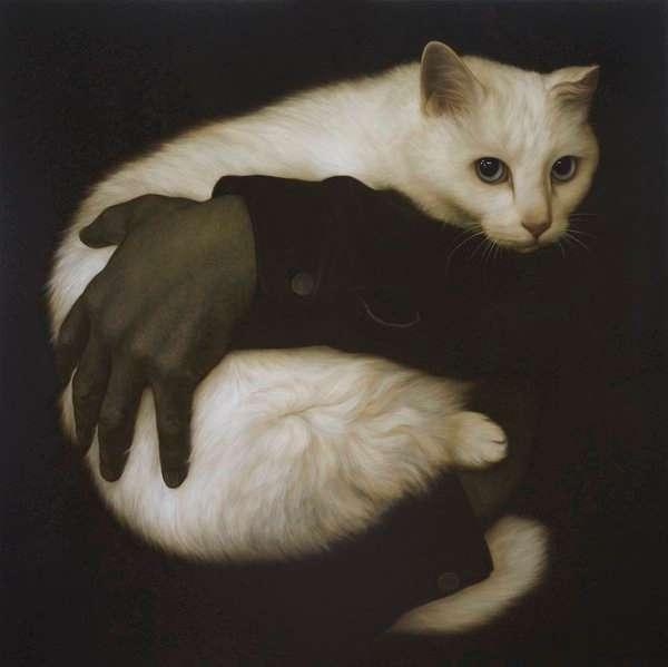 40672039f009 Η γάτα του Shinji Ihara