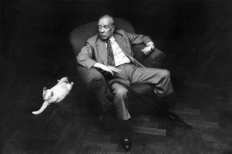 Image result for Ευχαριστώ... Jorge Luis Borges