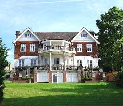 Το σπίτι της στο Λονδίνο, όπως είναι σήμερα