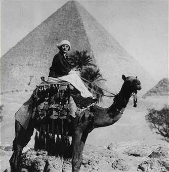 Στην Αίγυπτο με καμήλα