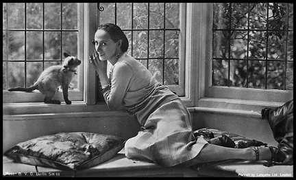 Η Anna Pavlova και η αγάπη της για τα ζώα…